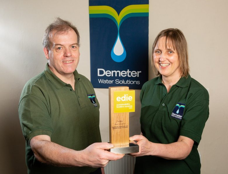 Award win for Demeter